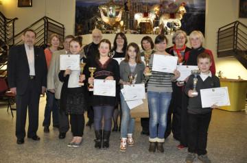 Une belle cérémonie de remise des prix au concours 2014 a été donnée au Musée du Jouet à Colmar